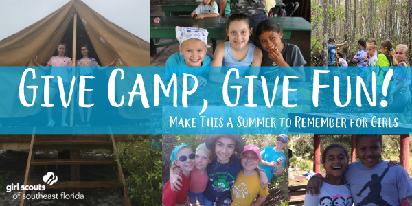 Give Camp, Give Fun!