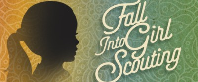 Fall into Girl Scouting