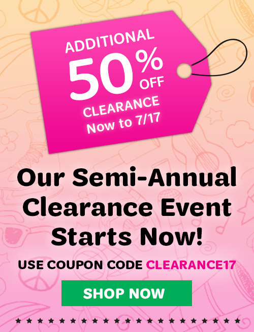 semi annual clearance